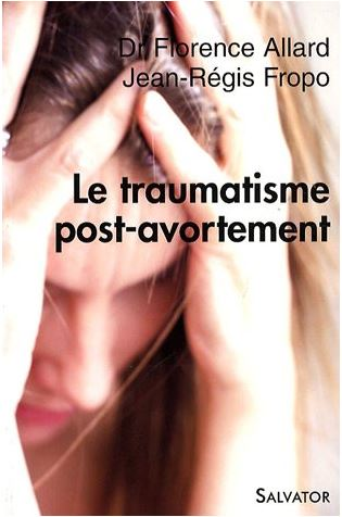 Livre Le traumatisme post avortement